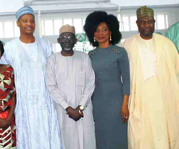 GERAN delegation pays Courtesy Call on NUC