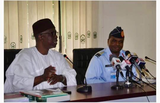COAS Leads AFIT to NUC — Seeks Approval to Run Degrees