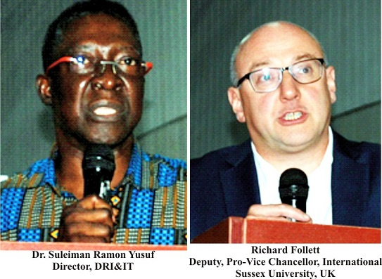 NUC, Sussex Varsity Hold Workshop on PG Research