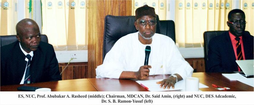 Convert National Hospital To Medical University ——MDCAN urges FG