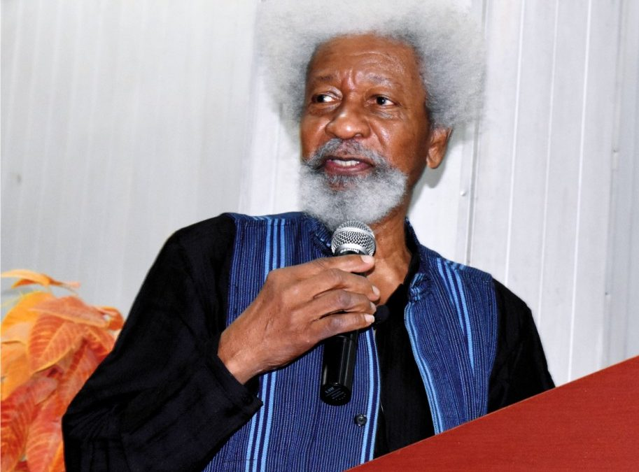 Africans Distort Own History — Wole Soyinka